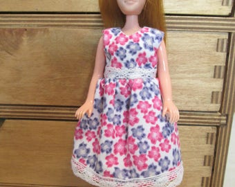 "Pippa doll dress * 6.5"" doll clothes *"