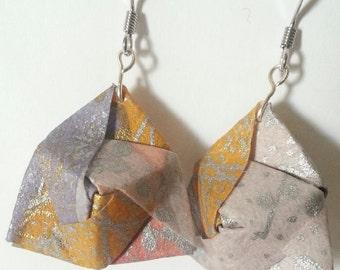 Modular Prism Earrings