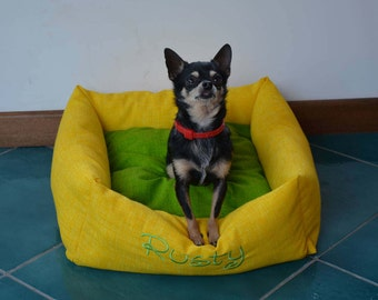 Pet Bed Personalized XS for cat and dog