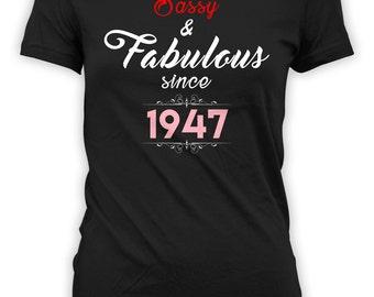 70th Birthday T Shirt Custom Birthday Gifts For Women Grandma