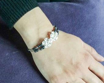 Fantasy bracelet and Hematite
