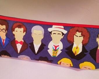 Doctor Who Pencil Case