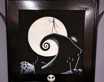 Jack's Lament Painting