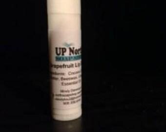 UP North Soap Shop Grapefruit lip balm