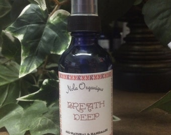 Breath Deep Linen Spray