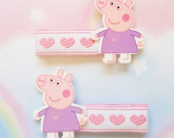 Peppa Cartoons Etsy