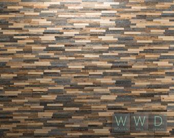 Holz Wandfliesen wood panel etsy