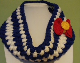 Sailor moon inspired cowl