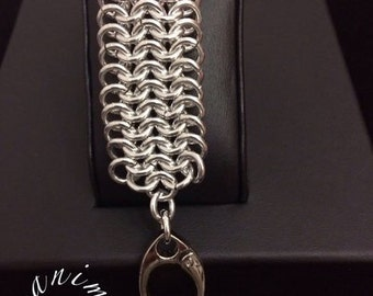 Chainmail bracelet/band chainmail bracelet
