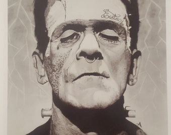 The ecstacy of frankenstien