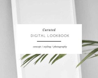 Digital Product Lookbook