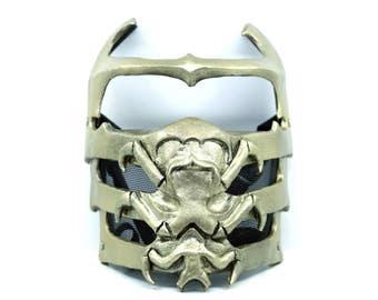 PRE ORDER 30days SCORPION mask from Mortal Kombat party mk gift fan kano goro