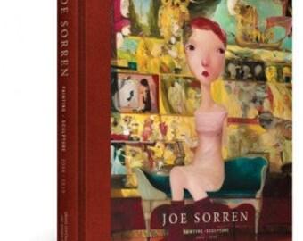 Joe Sorren, autographed book