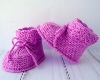 CROCHET PATTERN Crochet Baby Booties Pattern   Crochet Pattern Baby Sandals Crochet Baby Shoes
