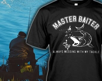 Fishing Shirt -Fishing Hoodie - Fishing Day Gift for Men - Funny Birthday Gift for Dad & Husband - Sizes up to 5XL!