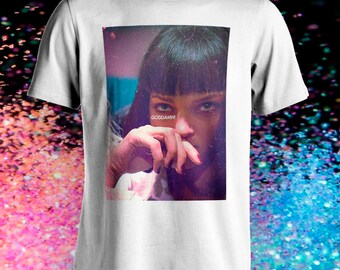 Pulp Fiction Uma Thurman Goddamn T-Shirt