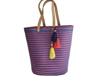 Mestiza Tote Bag