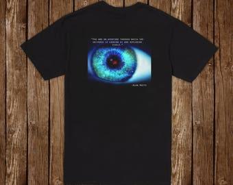 Alan Watts Eye T-Shirt