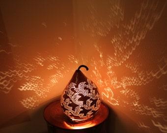 Gourd Lamp gourd lamp | etsy