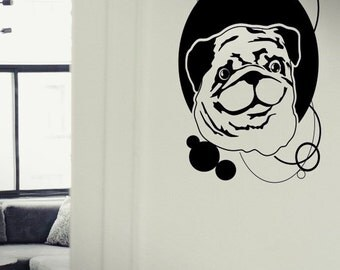 Items Similar To Baby Nursery Personalized Dog Puppy Wall