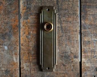 Vintage Door Plate 90