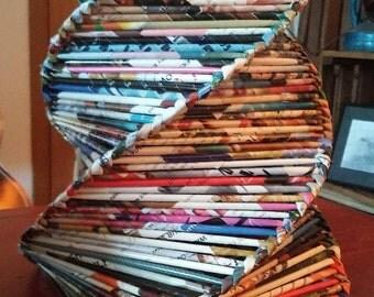 Handmade Magazine Basket (Large)