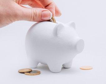 Pig Moneybox / Поросёнок копилка
