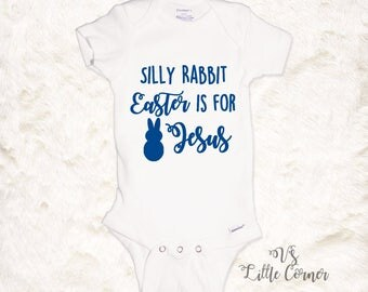 Baby Boy Easter Outfit Baby Boy clothing Boy Easter Clothes Onesie Toddler Shirt boys easter clothes Easter is for Jesus first easter