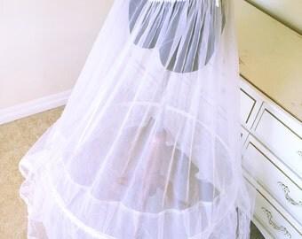 70s 80s vintage hoop skirt crinoline petticoat weddings parties