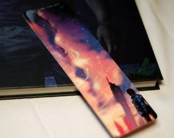 Original Night sky Bookmark