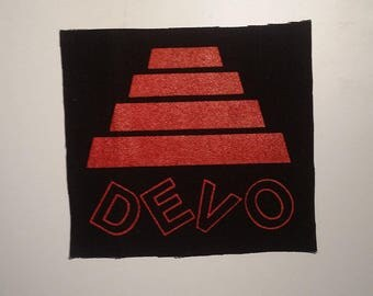 Devo patch new wave post punk synth 80s