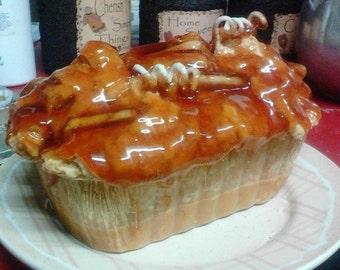 Primitive Bread Loaf Etsy
