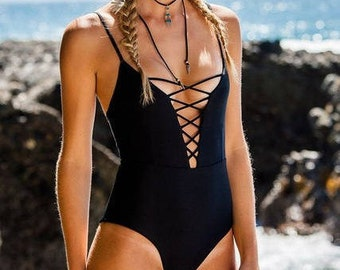 DARK KNIGHT one piece swimsuit
