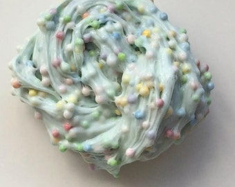 Blue Cotton Candy Sprinkles