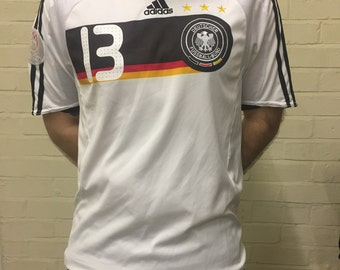 FREE POSTAGE ! Mens Germany '08 Shirt Medium