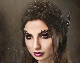 Cosplay, Dress Up, Halloween,Antiquity, props, decorations, photography, crown, shoulder pad, accessories, handworka, bracelet