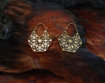 Geo's (3) - ear jewelry