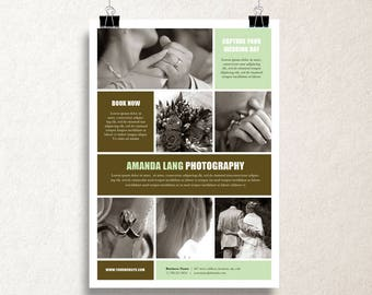 Printable Brochure Template, Brochure, Flyer brochure, Brochure Design, Marketing Kit, One Page Brochure, marketing handout, simple brochure