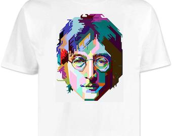 John Lennon T Shirt . The Beatles