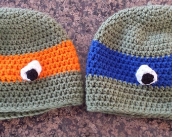 Teenage Mutant Ninja Turtles Hats