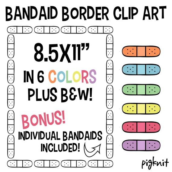 bandaid border - photo #18