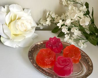 Cute Miniature Soaps (Set of 4)