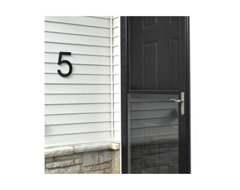 Large House Numbers