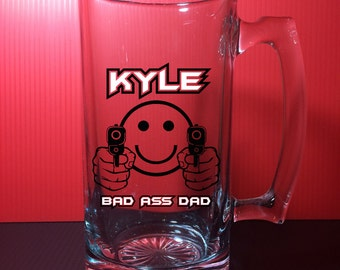 Bad Ass Dad ... Perfect for fathers day