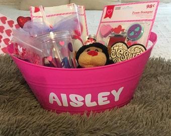 Gift Personalized Bucket