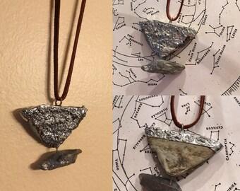 Rubble Rocks Necklace