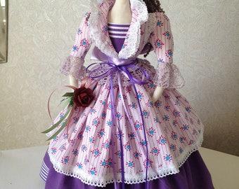 "Handmade doll ""Angelina"""