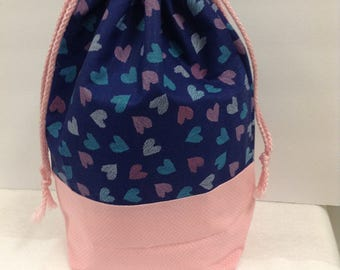 Project bag knitting bag