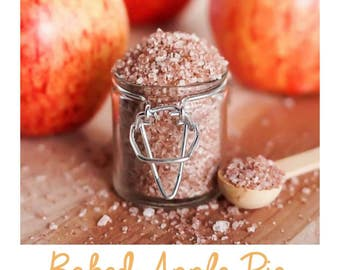 Baked Apple Bath Salts