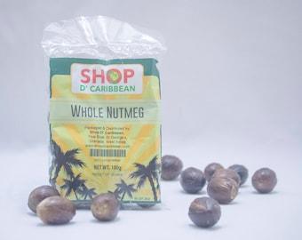 Whole Nutmeg From Grenada